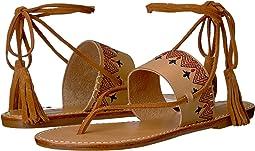 Flat Lace-Up Sandal