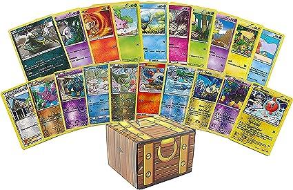 1 Ultra Rare + 4 Holos Included! 100 Pokemon Card Bundle