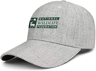 National Wildlife Federation Adjustable Baseball Cap Snapback Dad Hat Unisex