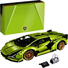 Best LEGO Technic Lamborghini Sián FKP 37 (42115), Model Car Building Kit for Adults, Build and Display This Distinctive Model, a True Representation of The Original Sports Car, New 2020 (3,696 Pieces) Review