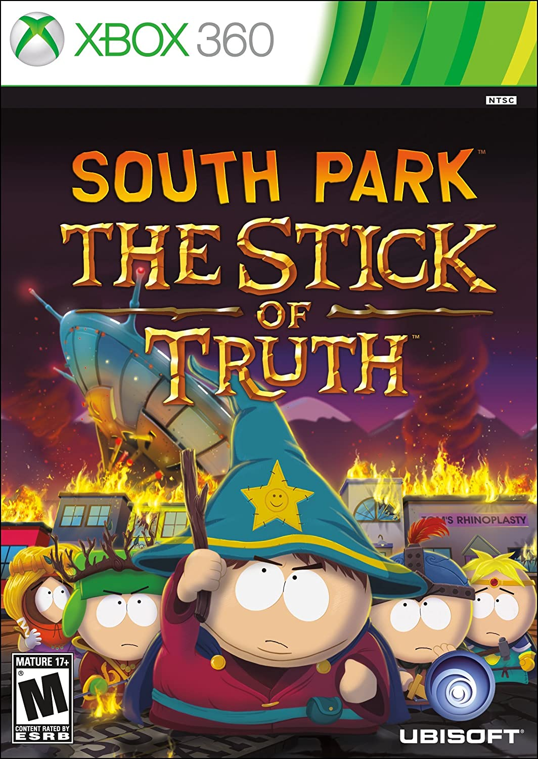 South Park: The Stick of Truth price Xbox - 360 unisex