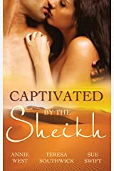 Captivated By The Sheikh - 3 Book Box Set (Surrender to the Sheikh) Kindle Edition