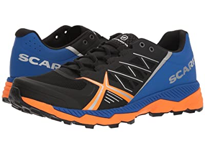 Scarpa Spin RS (Black/Turkish Sea) Men