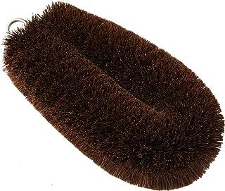 亀の子 掃除用たわし しなやかな天然素材のタワシ 棕櫚たわし極〆(きわめ) No.3