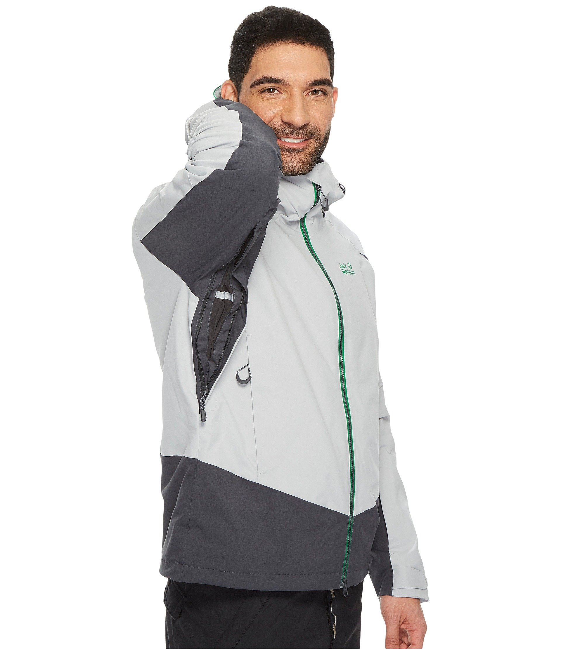 Jack Wolfskin Exolight Base Jacket at Zappos.com