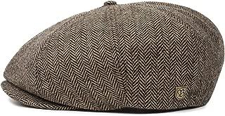 Men's Brood Newsboy Snap Hat