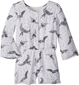 O'Neill Kids - Lana Long Sleeve Romper (Toddler/Little Kids)