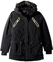 Spyder Kids Bella Faux Fur Jacket (Big Kids)