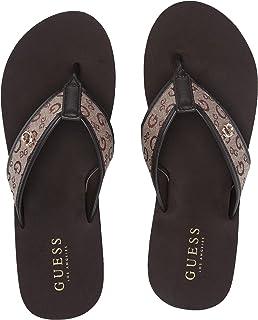 GUESS Women's TOOSOON Flat Sandal