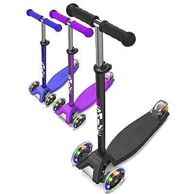 SMIZZE Deluxe - Scooter for Kids Age 3-9 - Adju...