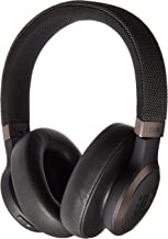 JBL Live 650 BT NC, Around-Ear Wireless Headphone with Noise Cancellation - Black