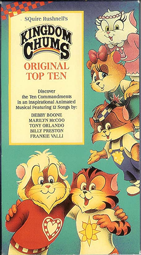 Squire Rushnell's Kingdom Chums: Original Top Ten VHS