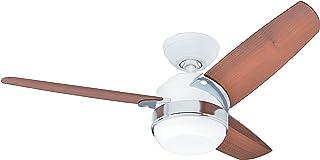 Hunter Fan Nova Ventilador de techo con luz blanco E27, 14 W, 107 cm