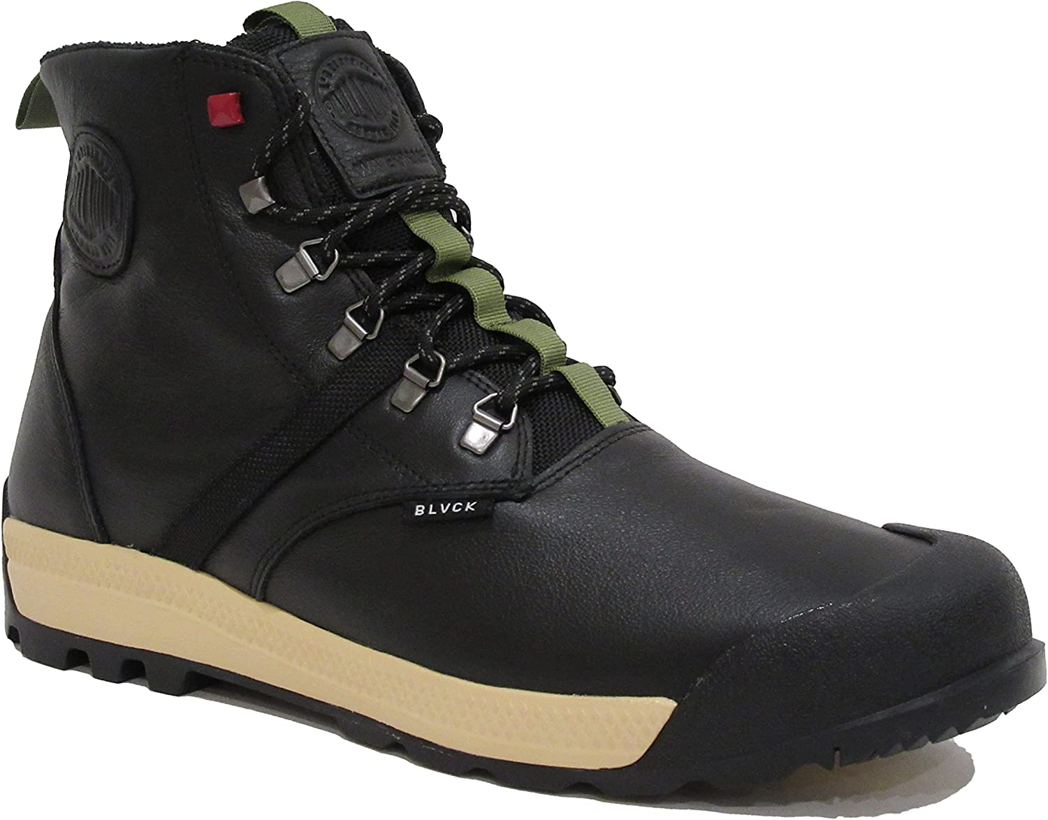 Palladium Men's Max 85% OFF PALLATECH Today's only HI WP LEA Boots