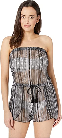 Pierside Romper Cover-Up