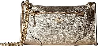 Women's Grain Leather Mickie Crossbody