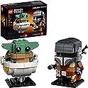 LEGO BrickHeadz Star Wars The Mandalorian & The Child 75317 Building Kit