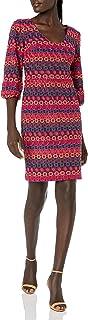 فستان نيكول بياقة V للنساء من ترينا ترك