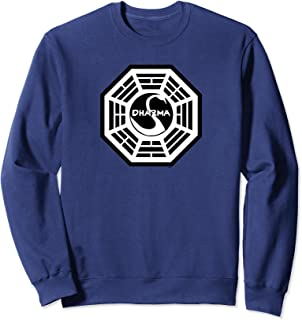 Lost The Swan Logo Sweatshirt