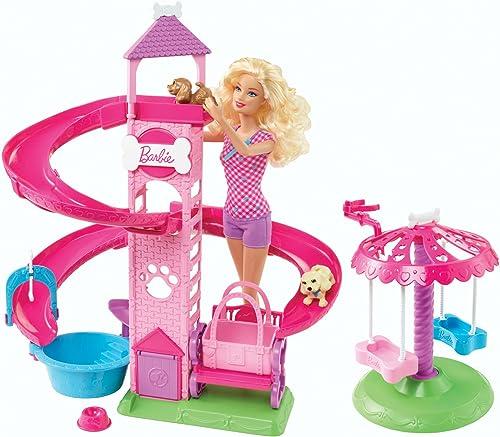 Mattel Y1172 - Barbie Haustier Spielset