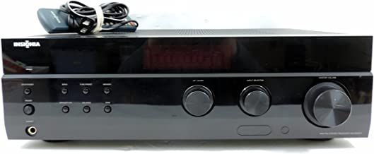 InsigniaTM NS-R2001 200W 2.0 Channel Stereo Receiver black