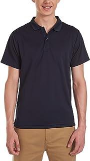 Uniform Young Men's Short Sleeve Performance Polo Shirt
