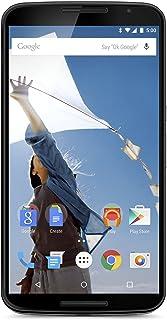 Motorola Nexus 6 Unlocked Cellphone, 64GB, Cloud White (U.S. Warranty) (Discontinued by Manufacturer)