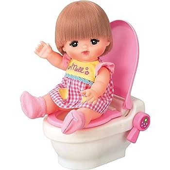 メルちゃん おせわパーツ トイレのれんしゅう! いっしょにおトイレ