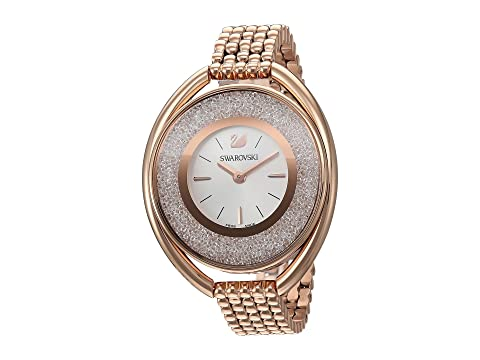 Swarovski Crystalline Oval Watch at Zappos.com b353ce69bf
