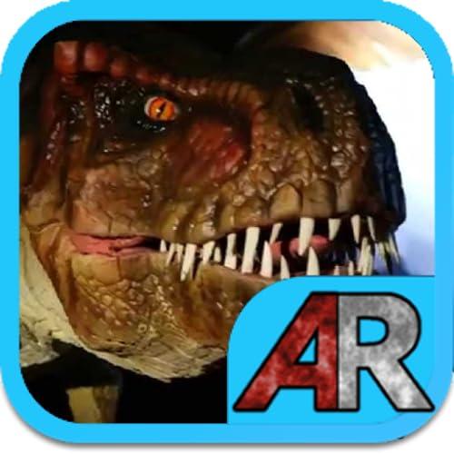 AR Dinosaurs(Augmented Reality + Cardboard)