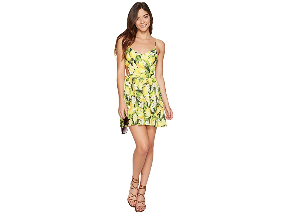 Show Me Your Mumu Piper Dress (Citrus Stretch) Women