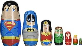 DC Comics Justice League Classic Nesting Dolls Set of 7