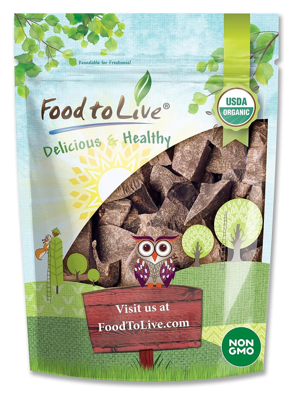 Organic Cacao Paste 1 Pound Ranking TOP4 Liquor - Non-GMO Ch Alternative dealer Kibbled