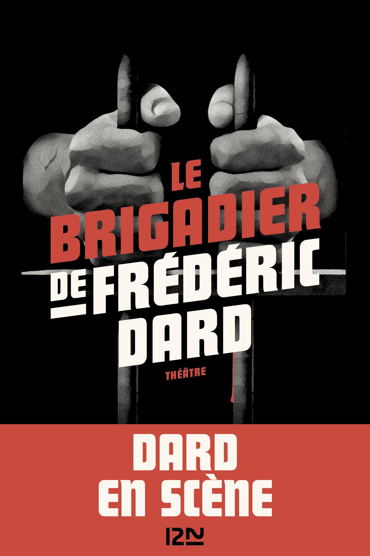 Le Brigadier de Frédéric Dard (French Edition)