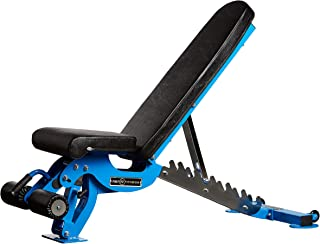 REP FITNESS Adjustable Bench – AB-3000 FID – 1,000 lb Rated – Flat/Incline/Decline