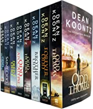 Odd Thomas Series Complete 8 Books Collection Set by Dean Koontz (Odd Thomas, Forever Odd, Brother Odd, OddHours, Odd Apoc...