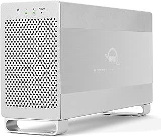 8.0TB OWC Mercury Elite Pro Dual RAID USB 3.1 / eSATA Storage Solution