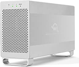 8.0TB OWC Mercury Elite Pro Dual RAID USB 3.1 / eSATA Storage Solution