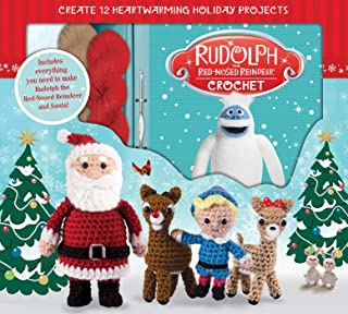 rudolph the red nosed reindeer crochet