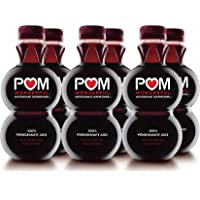 6-Count POM Wonderful 100% Pomegranate Juice (16 fl oz)