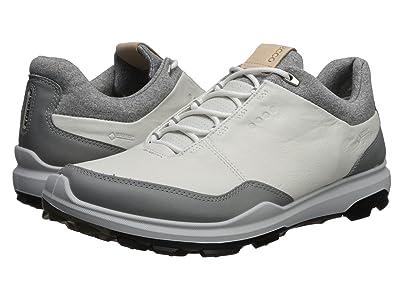 ECCO Golf Biom Hybrid 3 GTX (White/Black) Men