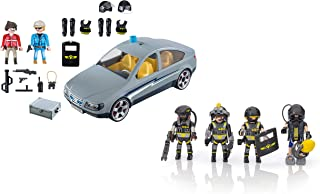 Playmobil Tactical Unit Team and Undercover Car