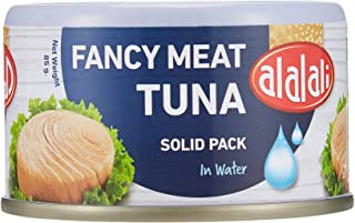 Al Alali Fancy Meat Tuna In Water, 85 g