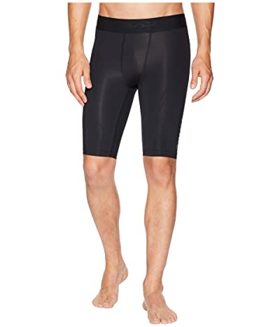2XU MCS Cross Training Compression Shorts (Black/Gold) Men