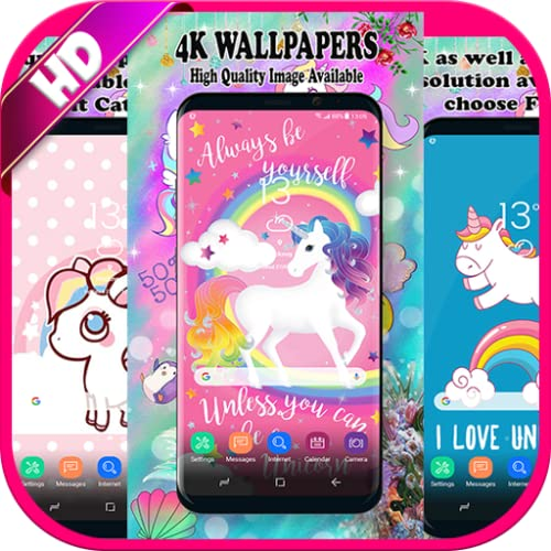 HD UNICORN WALLPAPER - Kawaii Unicorn Wallpapers