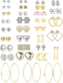 gold earrings for teens
