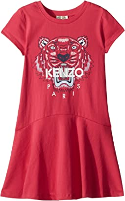 Kenzo Kids Dress Classic Tiger (Toddler/Little Kids)