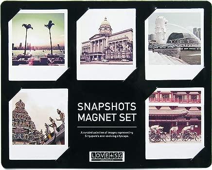 Snapshots Magnet Set
