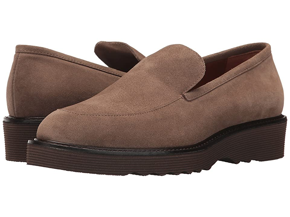 Aquatalia Kelsey (Mushroom Suede) Women's Shoes