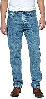 Levi's mens 04505-4891 505 Regular Fit Jeans